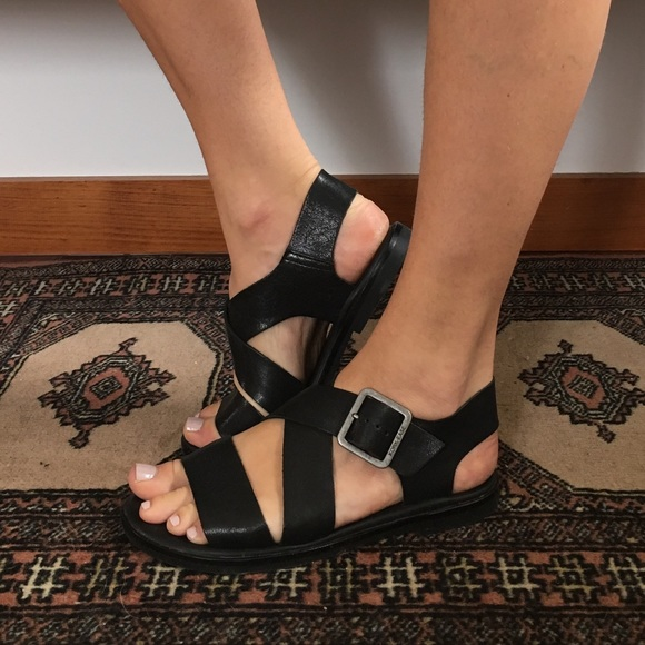 72c37b6e5d0f Kork-Ease Shoes - Kork-ease Nara sandal black size 8 minimalist